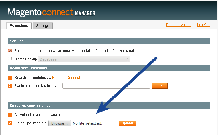 Magento Upload Social Login