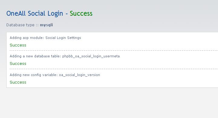 phpBB 3.0.x : Umil Status