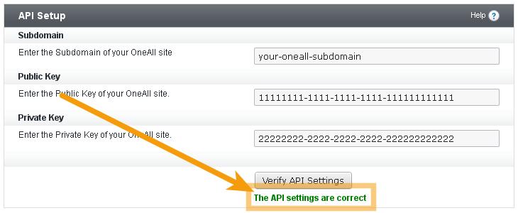Verify vBulletin API Connection